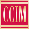 Logo for CCIM Certified Commercial Investment Member