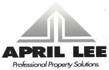 Commercial Real Estate logo for April Lee 'Professional Property Solutions' on behalf of Kohala Real Estate & 2nd Home Services LLC