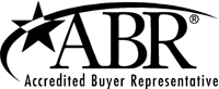 Logo for designation, Accredited Buyer Representative (ABR)