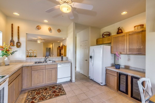Kitchen of a Waikoloa Village home on behalf of April Lee of Kohala Real Estate & 2nd Home Services LLC