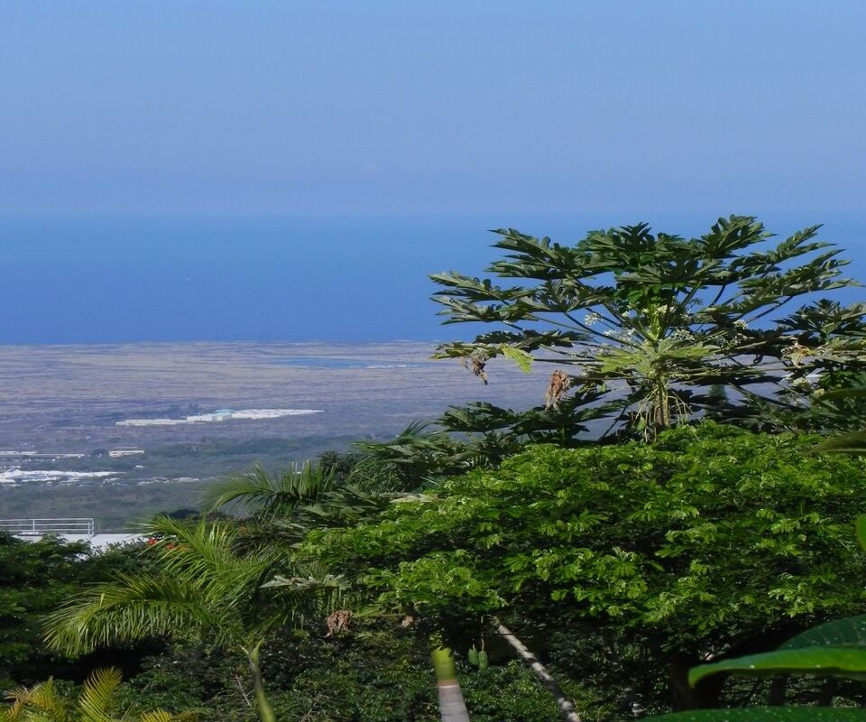 View from sold property on behalf of April Lee of Kohala Real Estate and 2nd Home Services LLC